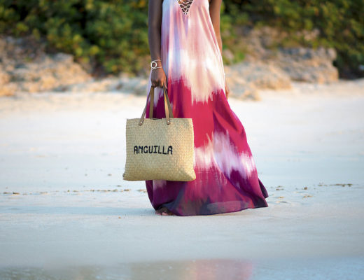 island chic, Anguilla, lace up dress, maxi dress, long dresses, tie dye dress