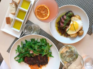 Rossellini, Fig & Olive, Fig & Olive Brunch, DC Brunch, Best DC Brunches, CityCenterDC, City Center DC, Steak and Eggs, Best DC Restaurants