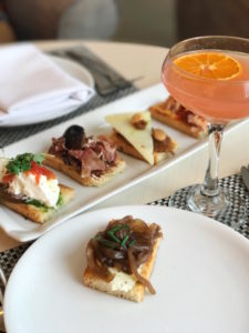 Best DC Restaurants, Fig & Olive, Fig & Olive Brunch, DC Brunch, Best DC Brunches, CityCenterDC, City Center DC, Crostinis